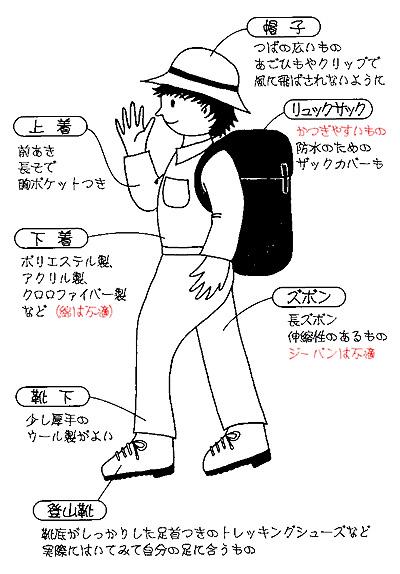 石川県/服装と持ち物について